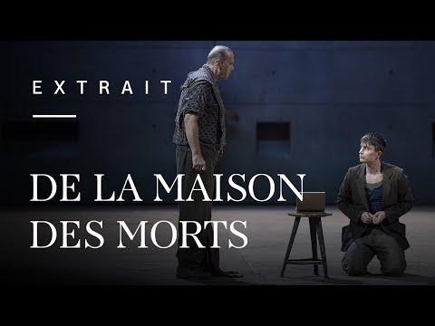 De la maison des morts (From the House of the Dead) - Extrait (Åtefan Margita & Eric Stoklossa)